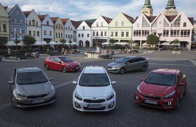 Kia-Premieren auf der IAA: Die neuen Generationen des Kompakt-SUVs Sportage und der Limousine Optima