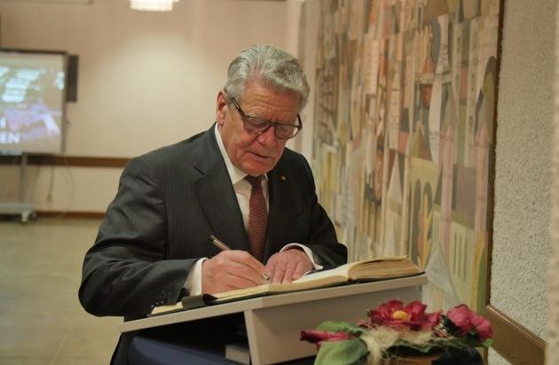 Wann Wurde Gauck Bundespräsident