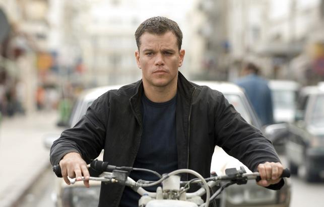 """RTL II zeigt die """"Bourne""""-Trilogie mit Matt Damon"""
