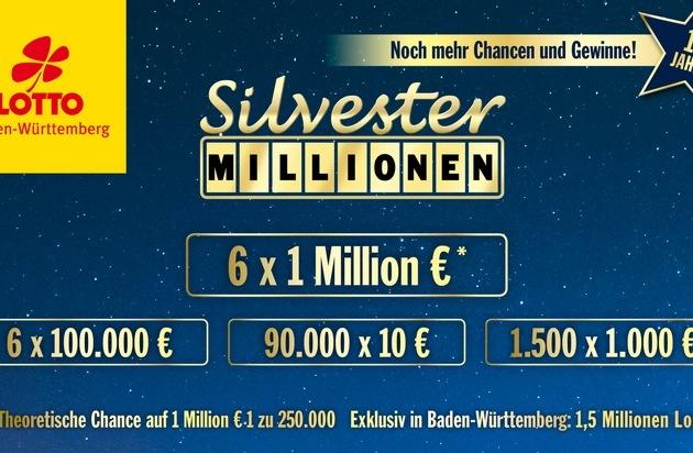 Lotterie Silvester-Millionen zum zehnten Mal nacheinander ausverkauft