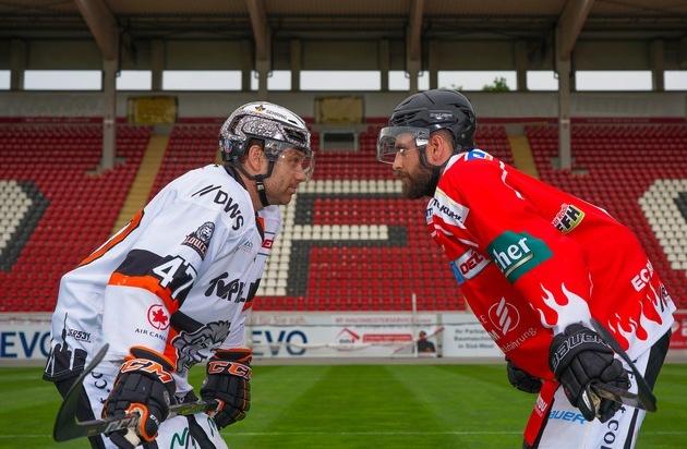 Eishockey: SKODA ist Premiumpartner des WINTER-DERBY auf dem Bieberer Berg in Offenbach am Main