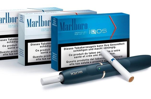 philip morris s a lance en suisse iqos son syst me r volutionnaire de tabac chauff presseportal. Black Bedroom Furniture Sets. Home Design Ideas