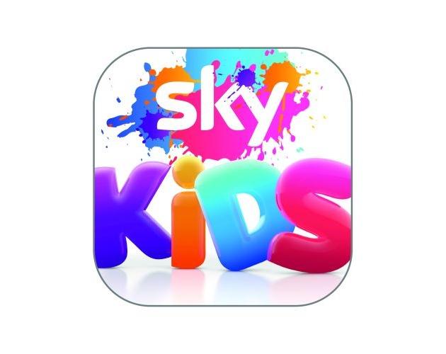"""Sky Kids App Logo Weiterer Text über ots und www.presseportal.de/nr/33221 / Die Verwendung dieses Bildes ist für redaktionelle Zwecke honorarfrei. Veröffentlichung bitte unter Quellenangabe: """"obs/Sky Deutschland"""""""