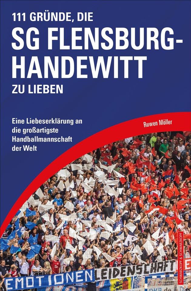 111 GRÜNDE, DIE SG FLENSBURG-HANDEWITT ZU LIEBEN - Cover 2D