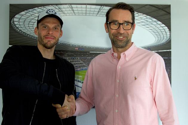 Jarstein unterzeichnet neuen Vertrag