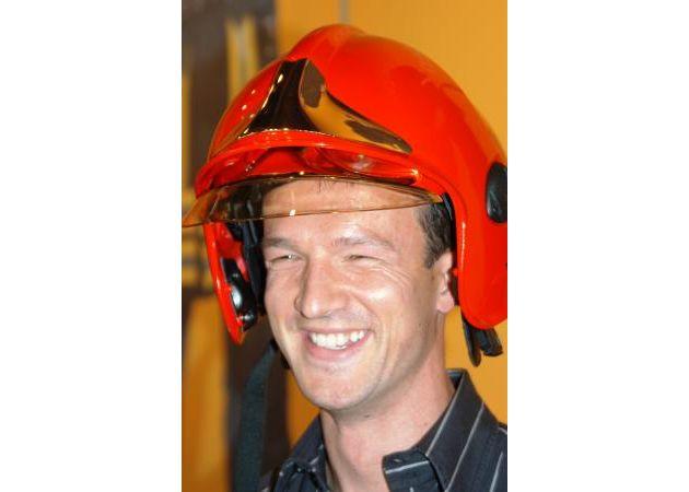 Zum Botschafter der Feuerwehren ernannt: Fußballprofi Fredi Bobic