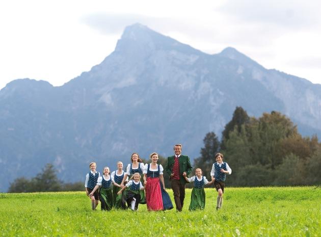 """Salzburg forciert """"Sound of Music"""" - BILD"""