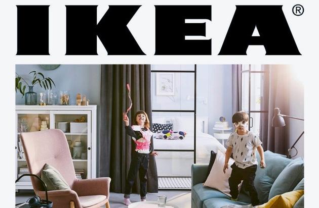 Inspiration Für Ein Einzigartiges Zuhause Der Ikea Katalog 2019