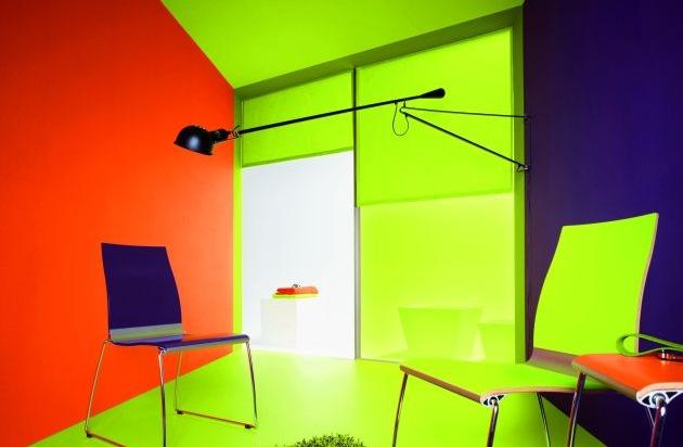 tapeten trends 2011 mutige kombinationen in farben. Black Bedroom Furniture Sets. Home Design Ideas