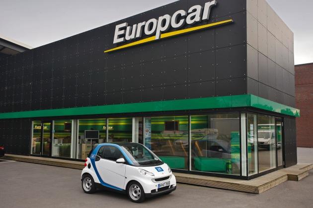 Daimler und Europcar bringen car2go nach Hamburg (mit Bild)