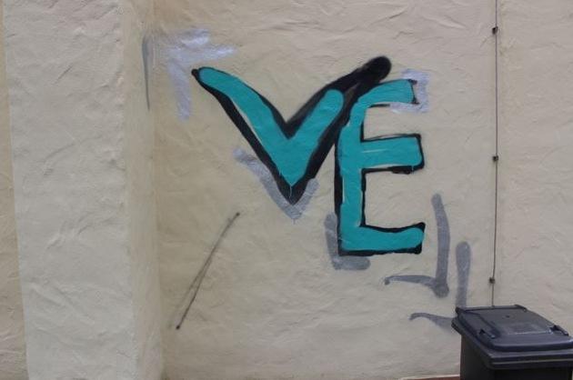 POL-PDWIL: Gemeinschädliche Sachbeschädigung durch Graffiti an der Bergkapelle Kröv