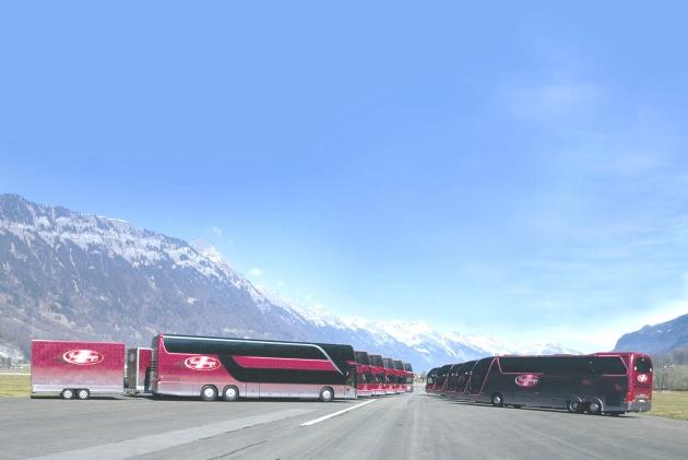 EUROBUS reprend l'entreprise Car Rouge