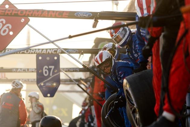 """Ford Chip Ganassi Racing will in Long Beach mit dem Ford GT die IMSA-Meisterschaftsführung verteidigen. Weiterer Text über ots und www.presseportal.de/nr/6955 / Die Verwendung dieses Bildes ist für redaktionelle Zwecke honorarfrei. Veröffentlichung bitte unter Quellenangabe: """"obs/Ford-Werke GmbH"""""""