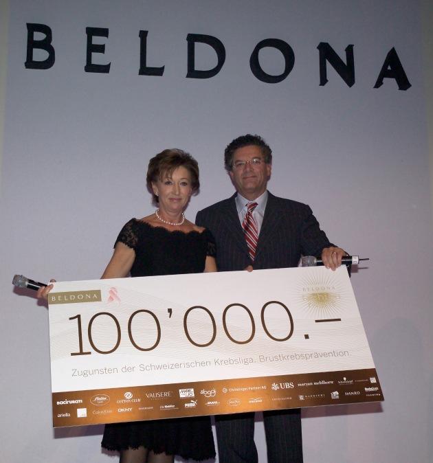 Beldona Fashion Night 2005: Bonheur, glamour et gagnants