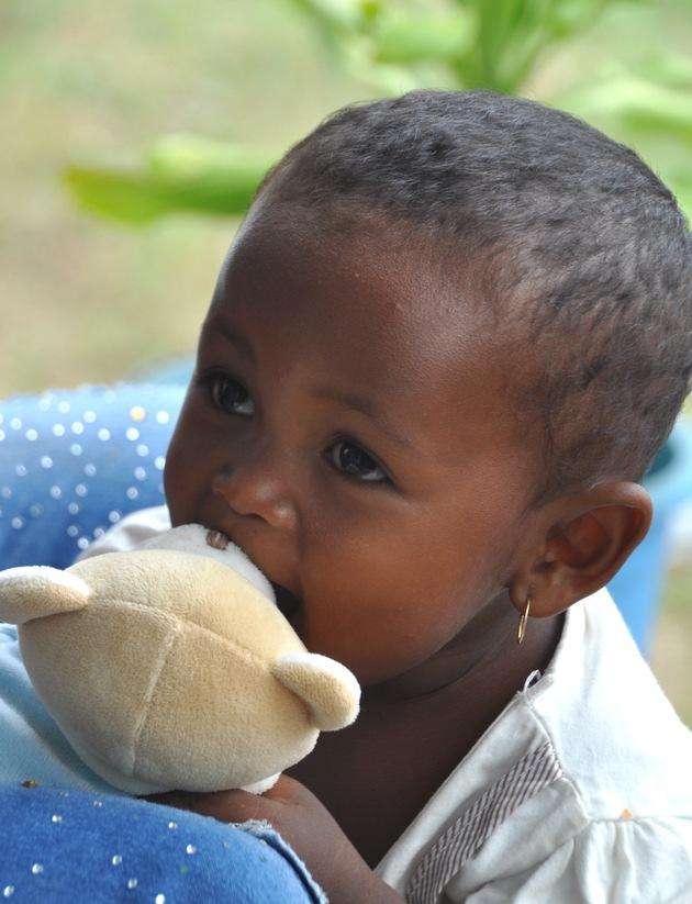 Madgaskar ist eines der ärmsten Länder der Welt - Clinic im Centrum hilft.