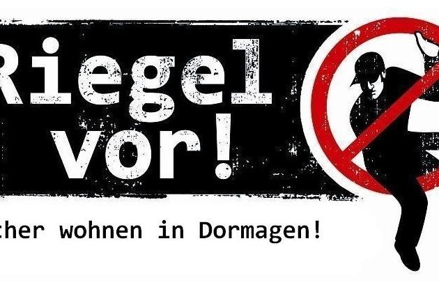 POL-NE: Tageswohnungseinbruch in Dormagen - Kripo ermittelt - Presseportal.de
