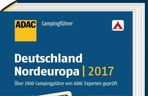 adac campingf hrer 2017 bewertet pl tze 37 l nder. Black Bedroom Furniture Sets. Home Design Ideas