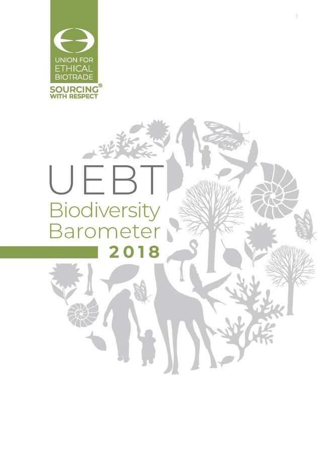 Titelbild Biodiversity Barometer