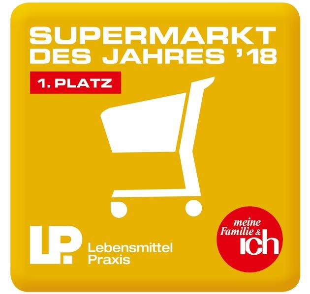 """famila Kiel-Wik wurde als """"Supermarkt des Jahres"""" ausgezeichnet. Weiterer Text über ots und www.presseportal.de/nr/32422 / Die Verwendung dieses Bildes ist für redaktionelle Zwecke honorarfrei. Veröffentlichung bitte unter Quellenangabe: """"obs/famila-Handelsmarkt Kiel GmbH & Co.KG"""""""