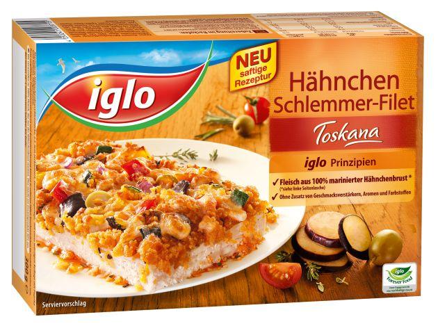 Sommerküche Hähnchen : ▷ mit iglo nach italien das neue hähnchen schlemmer filet