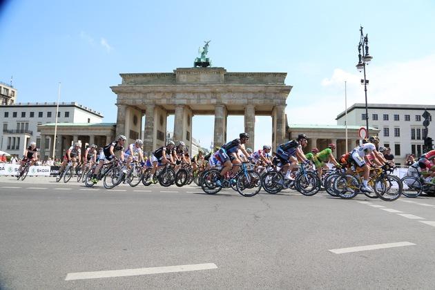 SKODA auch in diesem Jahr Motor des Garmin Velothon Berlin