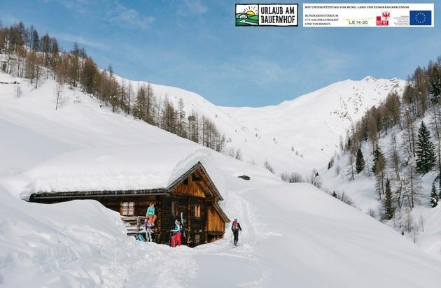 Urlaub am Bauernhof Tirol - unerwartet großes Skivergnügen inklusive