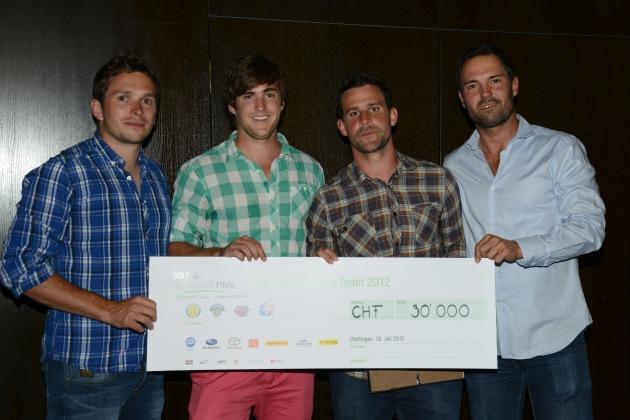 "GOLF HOCKEY FINAL - ZSC Lions holen sich den Sommertitel ""BEST Golf Hockey Team"""