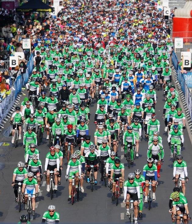 SKODA setzt starkes Radsport-Engagement in Deutschland fort
