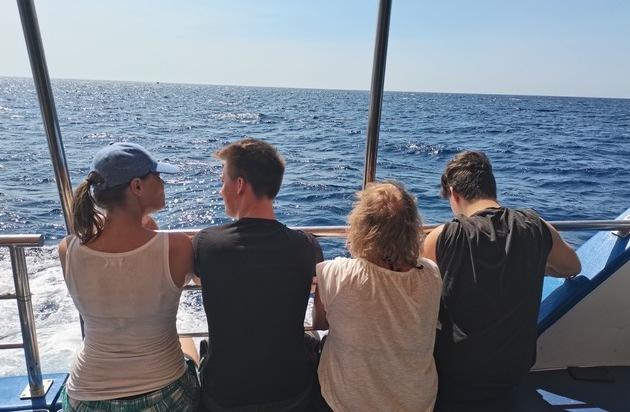 CHECK24 ermöglicht Jugend-Wohngruppe die erträumte Ferienausfahrt