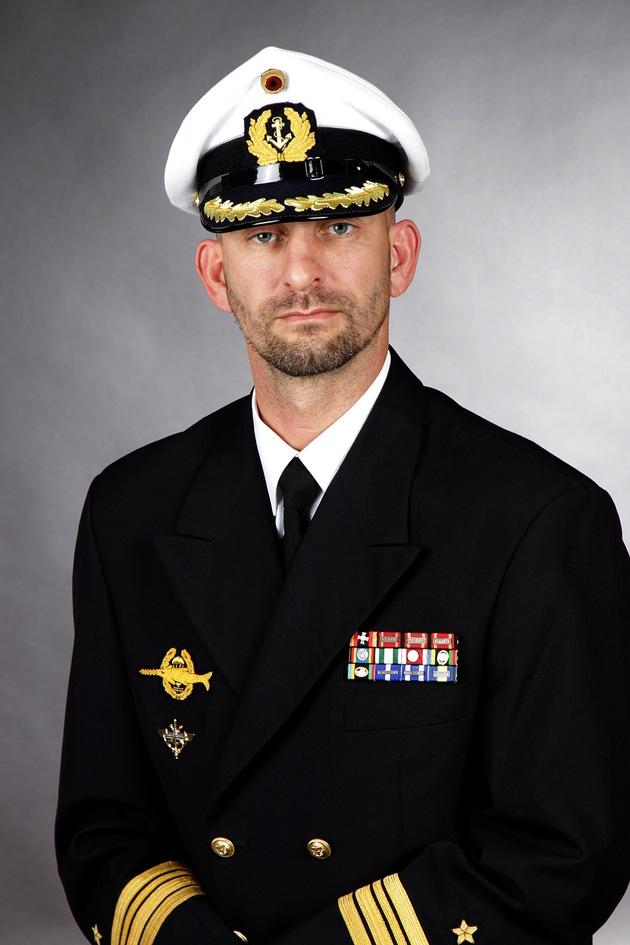 Fregattenkapitän Riechert