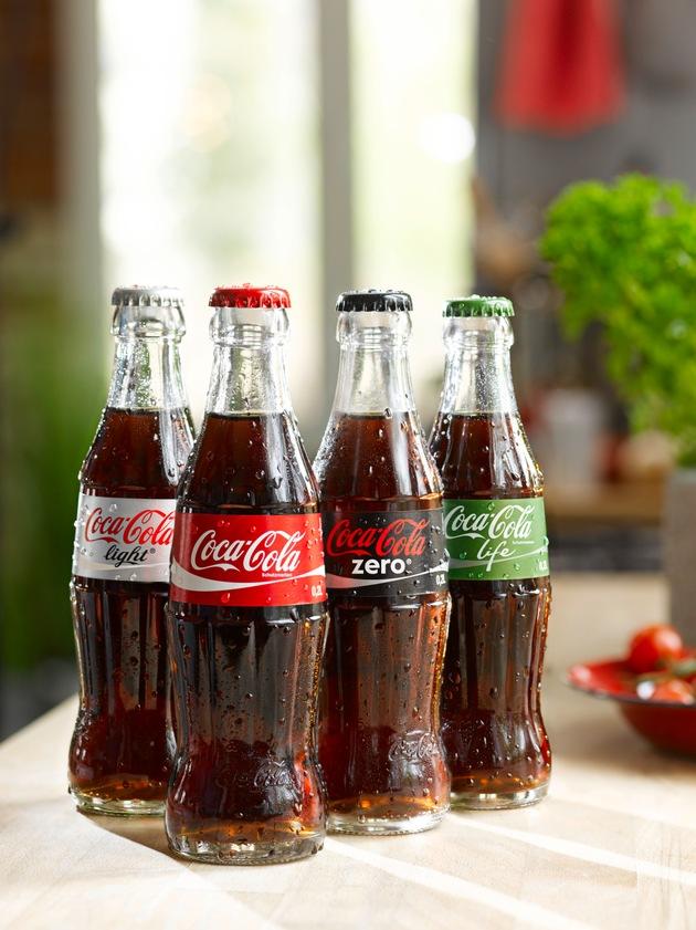 130 Jahre Coca-Cola: eine Weltmarke am Puls der Zeit