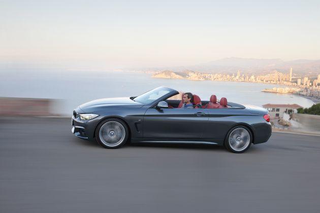Das neue BMW 4er Cabrio (BILD)