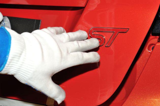 Ford startet die Produktion des neuen Ford Fiesta ST (BILD)