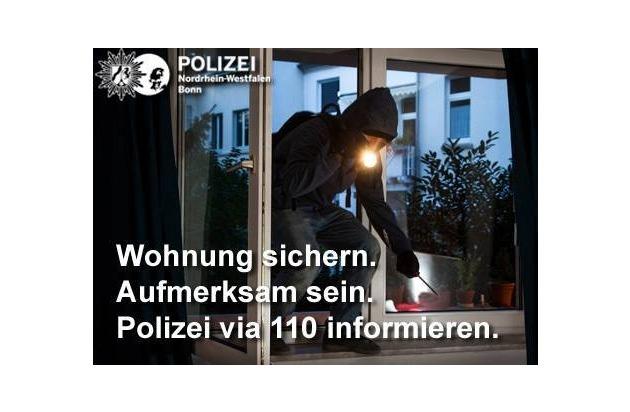 pol bn einbruch in k nigswinter kriminalpolizei ermittelt und bittet um hinweise. Black Bedroom Furniture Sets. Home Design Ideas