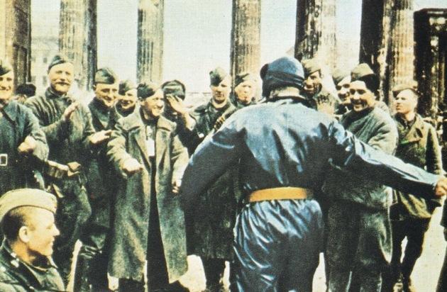 Doku-Tag in ZDFinfo zum Ende des Zweiten Weltkriegs vor 75 Jahren