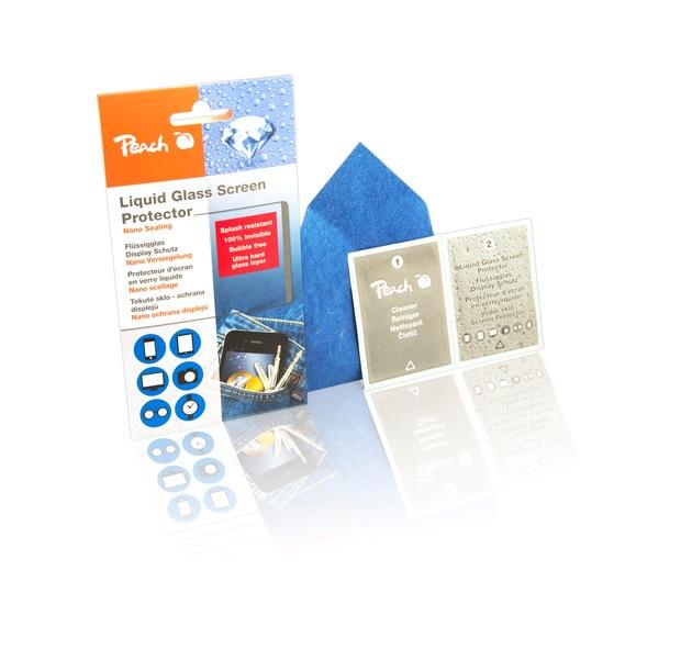 Glasklarer Displayschutz ohne Kompromisse / Hart wie Saphir