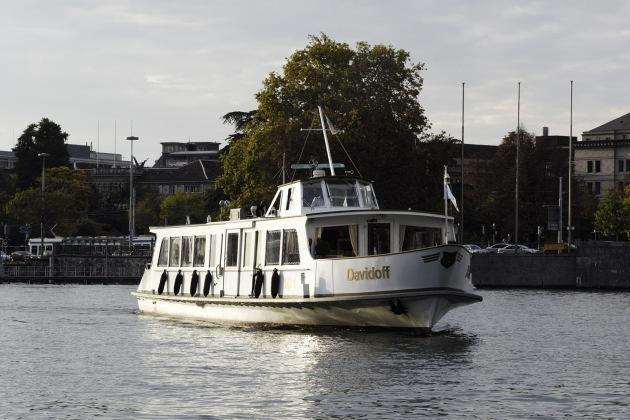 Smoke on the Water: Davidoff-Schiff weiter auf Genusskurs