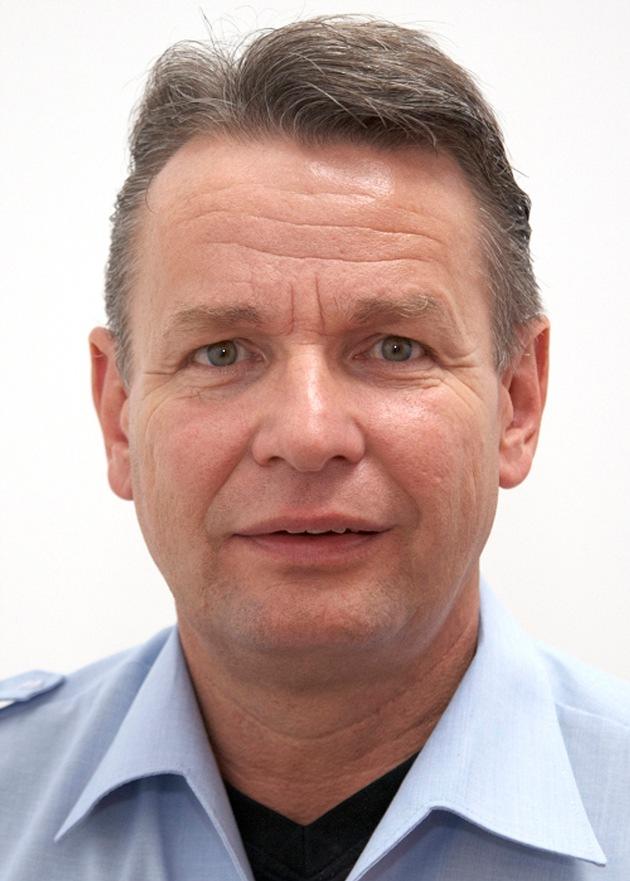 Polizeihauptkommissar Udo Loppnow