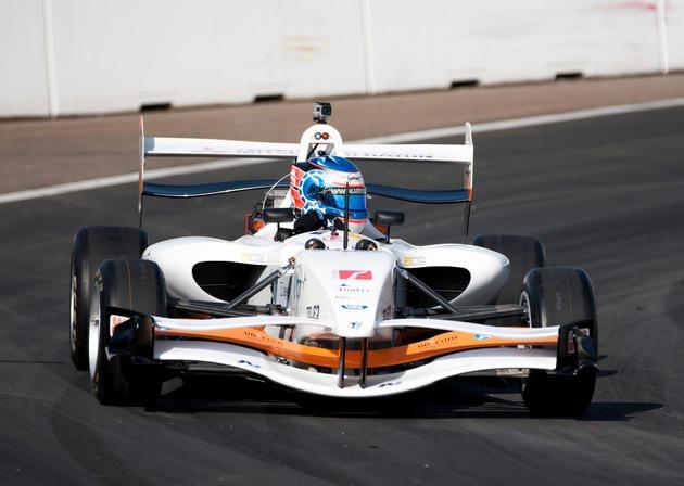 Kumho ist exklusiver Reifenpartner von InMotion Elektrische Revolution des Rennsports