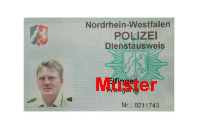 POL-REK: Falsche Polizisten hielten Autofahrerin an - Pulheim