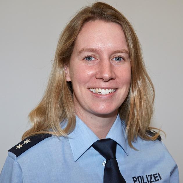 Polizeihauptkommissarin Saskia Pletsch