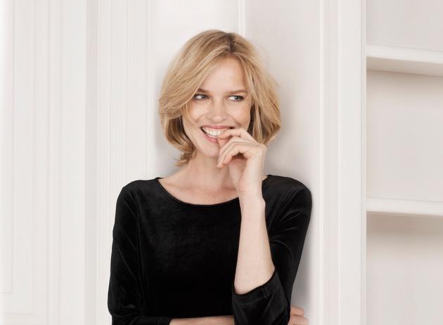 Eva Herzigova selected for GERRY WEBER - die neue Capsule Collection