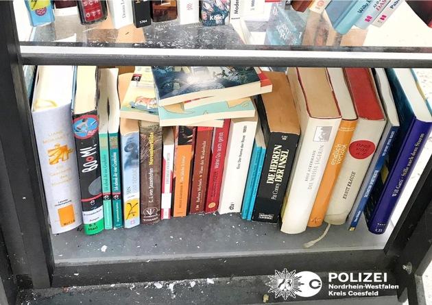 Bücherschrank Coesfeld