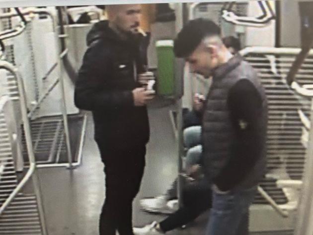 POL-H: Öffentlichkeitsfahndung: Unbekannte schlagen in Straßenbahn zu