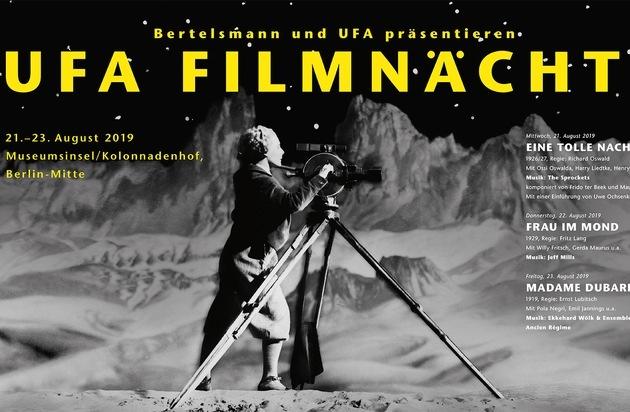 UFA Filmnächte starten mit Streifzug durch das Berlin der