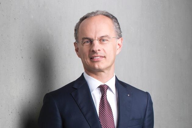 Roberto Belci,Leiter Private Banking, Privat- und Firmenkunden