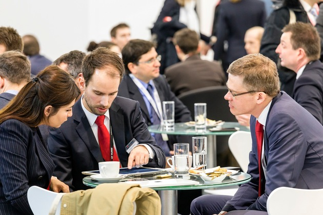 SGL Group auf JEC World 2018: Viele Gespräche mit internationalen Kunden aus verschiedenen Industrien