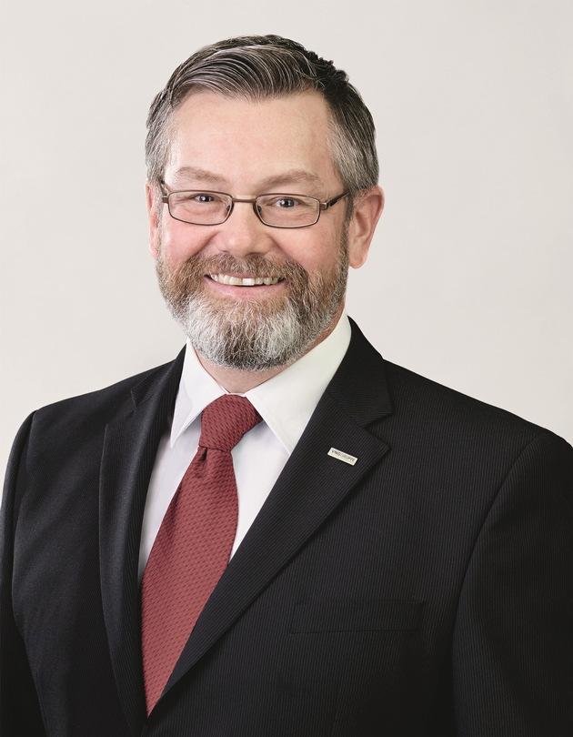 Hans-Joachim Polk VNG Vorstand Infrastruktur/Technik