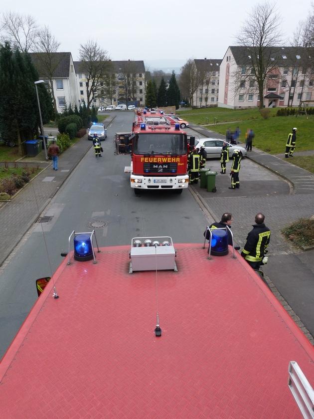 FW-DT: Wohnungsbrand