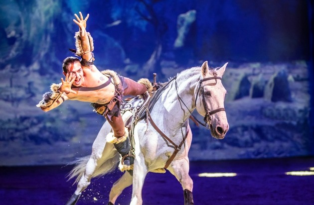 """CAVALLUNA """"Welt der Fantasie"""": Europas beliebteste Pferdeshow ist zurück"""